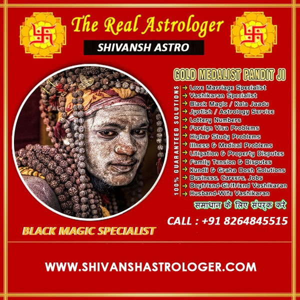 black magic by top astrologer in india