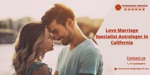 love marriage specialist astrologer in california