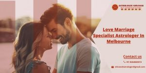 Love Marriage Specialist Astrologer In Melbourne